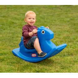 1672 Rocking Horse - Blue