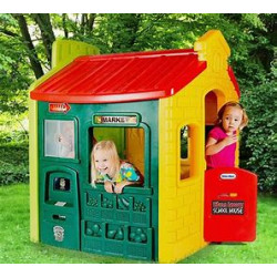 444C Tikes Town playhouse -...
