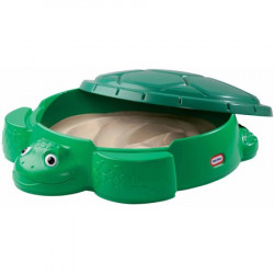 Turtle Sandbox - Green