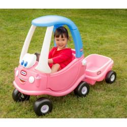 Princess Cozy Coupe Trailer
