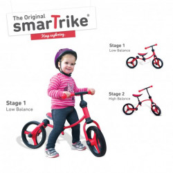 105-SMART  RUNNING BIKE RED
