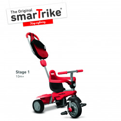 smart trike breeze GL red