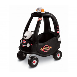 COZY COUPE CAB BLACK