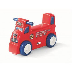 Sit n Roll Fire Truck FTF